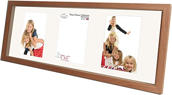 Inov8 Framing Photo Frame Isla Stone Triple App 6x4 x 3P 2PK 35.56 x 27.94 x 10.16 cm