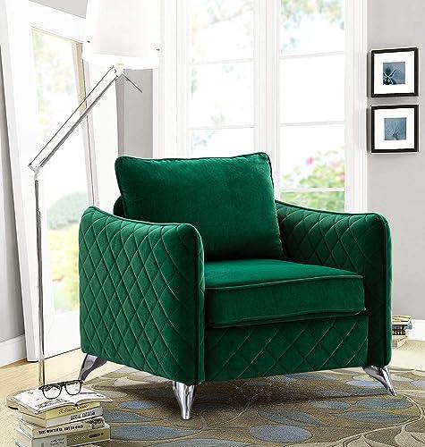 Cheap Altrobene Modern Accent Chair living room chair for sale