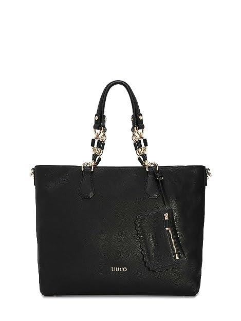 Amazon Black A18003e0027 Bag it Borse E Detroit Shopping Scarpe 22222 Jo Liu xUqYf70f