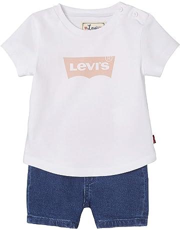 50da0cd2fc4 Levi s kids Conjunto Bebé-para Niñas