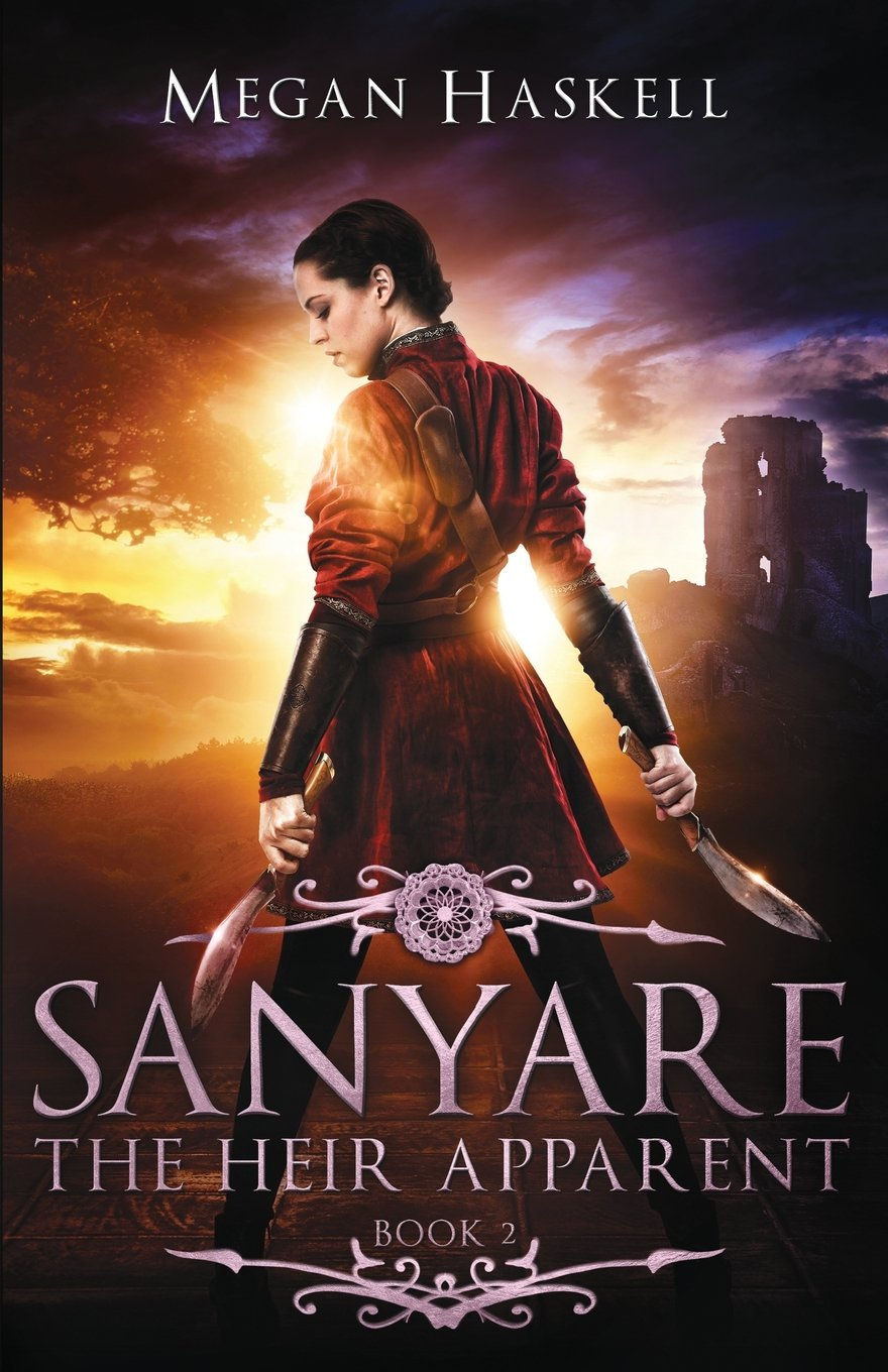 Sanyare: The Heir Apparent (The Sanyare Chronicles) (Volume 2) pdf
