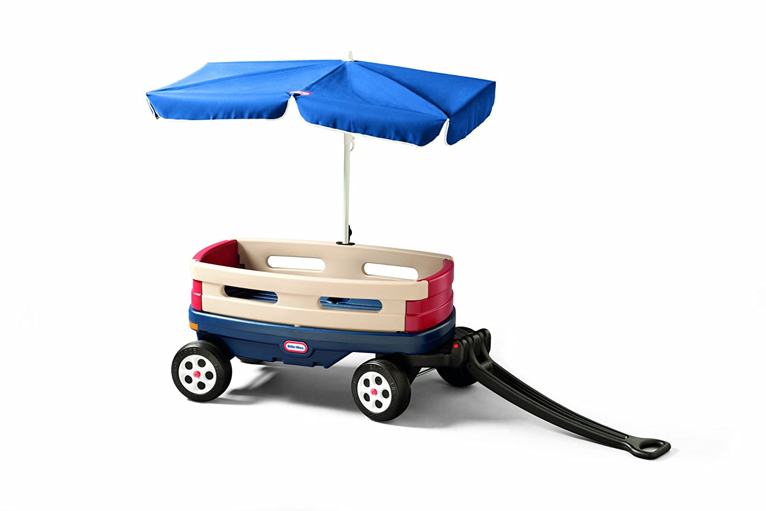 Little Tikes Explorer Wagon With Umbrella Pull Along Wagons