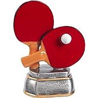 Ping Pong–TROFEO premio trofeo para competiciones de deportes Torneos, de tenis de mesa, fiestas, 5.5x 4.25x 3.75inches