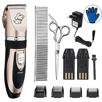 nouvelife Kit de cortadora de pelo para perro 3a5334f787a9
