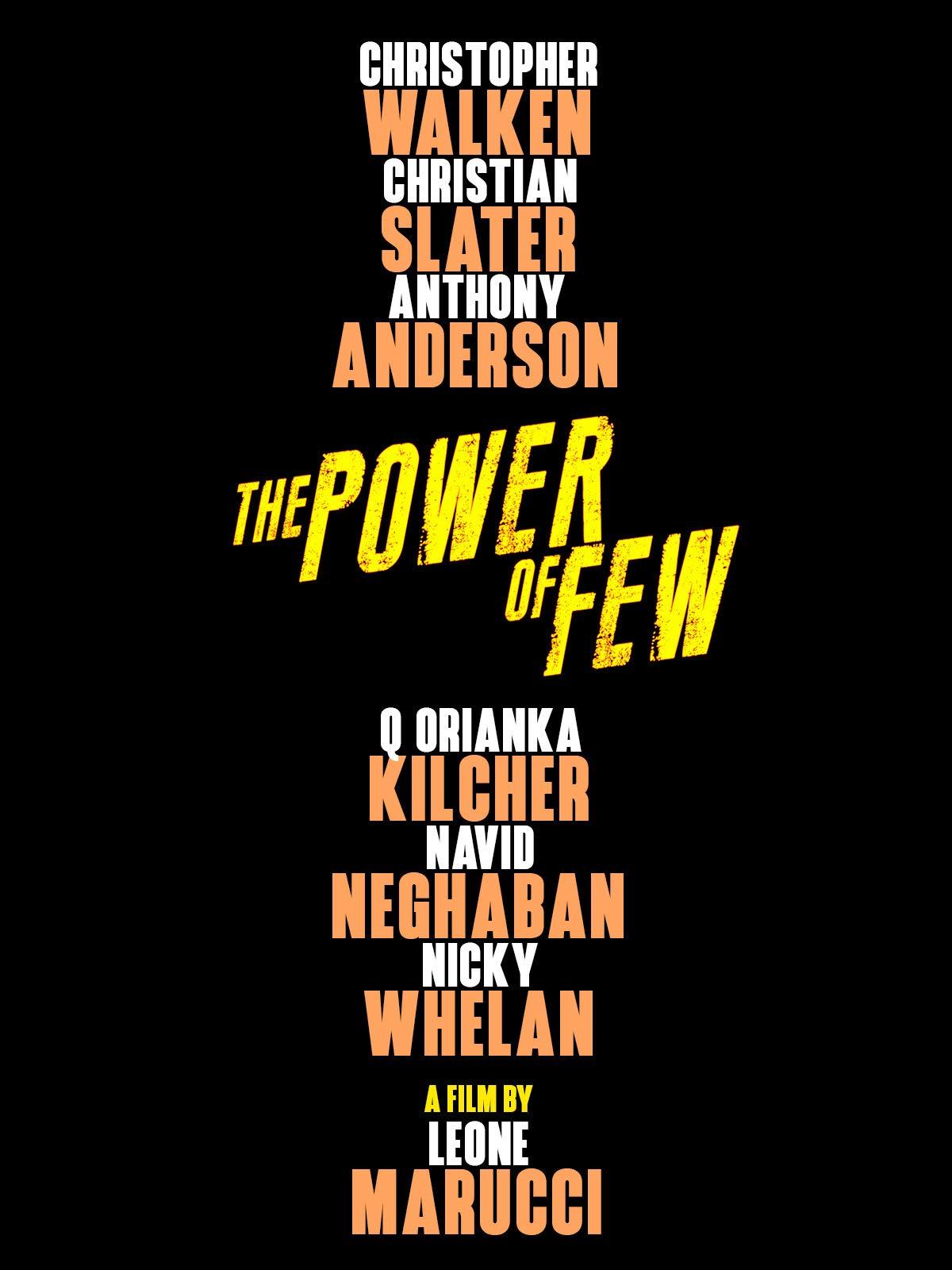 The Power of Few (UK)