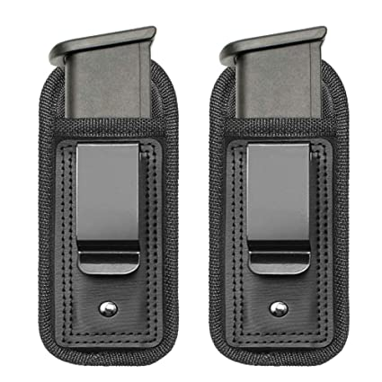 Amazon.com: TACwolf 2 unidades IWB interior cintura pistola ...
