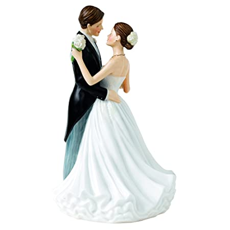 Royal Doulton Occasions Wedding Day Figurine, 7.3