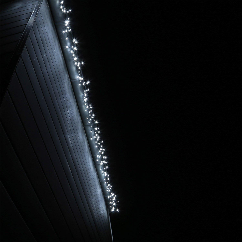 71q4Aa88EjL._SL1500_ Verwunderlich Led Eisregen Lichterkette Warmweiß Dekorationen