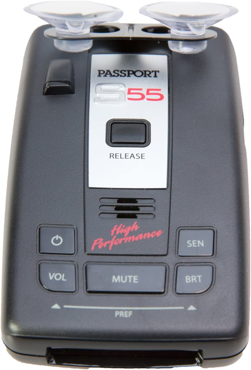Escort Passport S55 Radar Detector Review