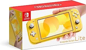 Nintendo Switch Lite Yellow - Amarelo