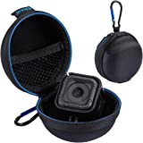 Fone-Stuff HERO 4 & HERO 5 Session Storage Case for GoPro, Puluz - Travel Accessories Cover Protective Carry Shockproof Bag (with Carabiner Hook)