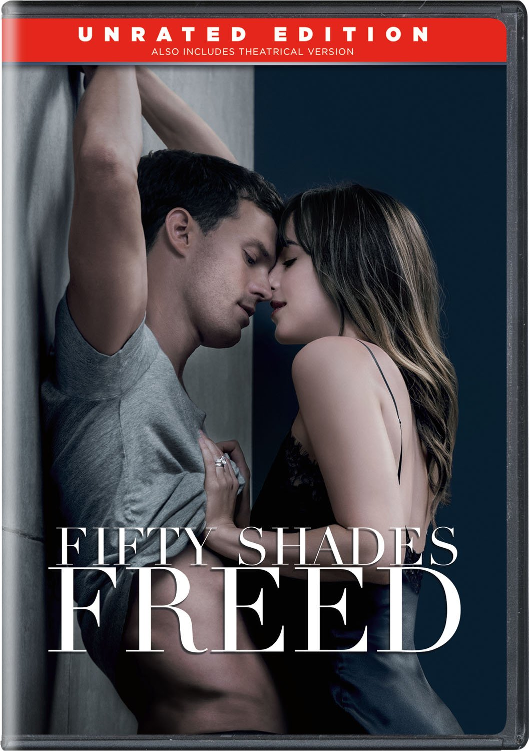 Amazon Com Fifty Shades Freed Dakota Johnson Jamie Dornan Eric
