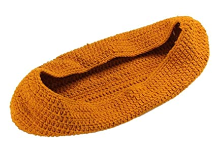 YARBAR bebé mano Crochet gorro de lana Saco de dormir fotografía Props caqui Talla:talla