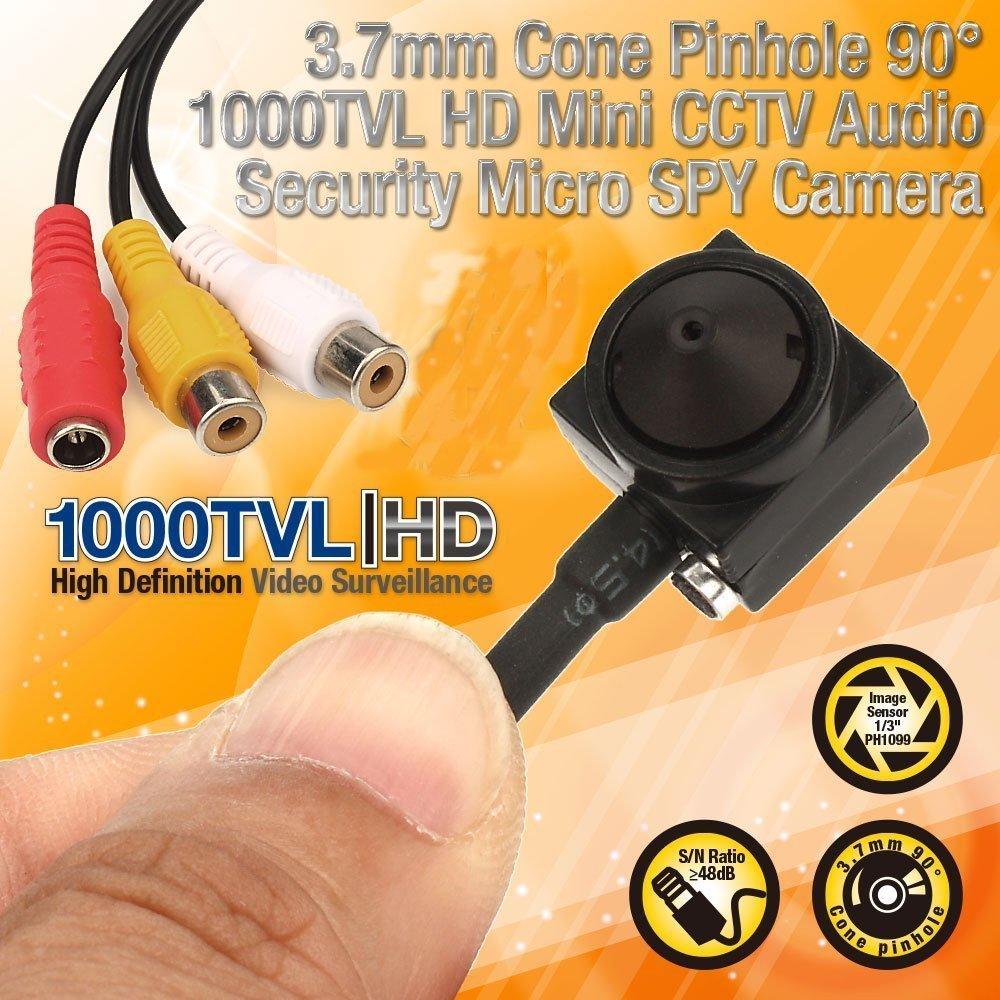 Vanxse Cctv Hd Mini Spy Pinhole Security Camera 1000tvl Hidden Mini Cctv Surveillance Camera VS-TN007 LTD 861601 shenzhen kaixing Security technology Co