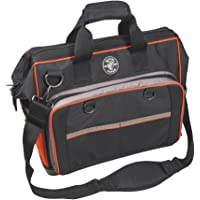 Tradesman Pro™ Extreme Electricians Bag, 78 pockets for extreme tool storage, Klein Tools 554171814