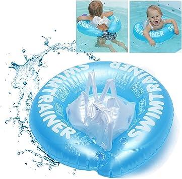 Ocool Flotador Inflable para bebé, Anillo de flotación para la ...