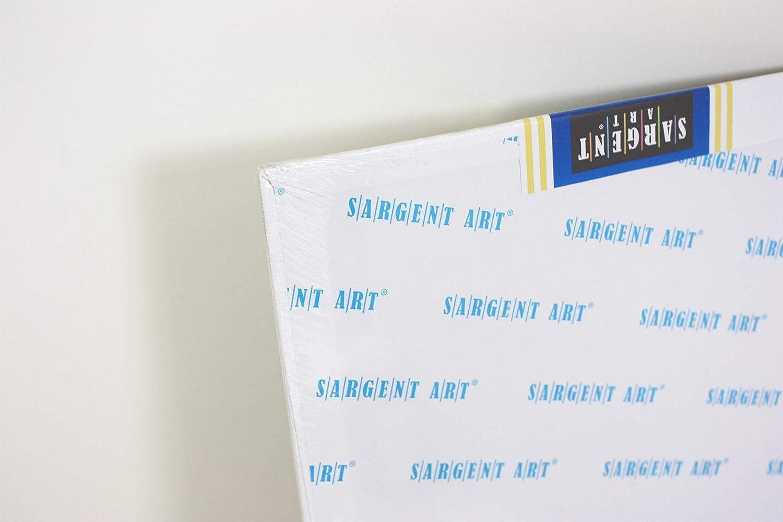 Sargent Art 90-3016 20x30-Inch Canvas Panel 100-Percent Cotton