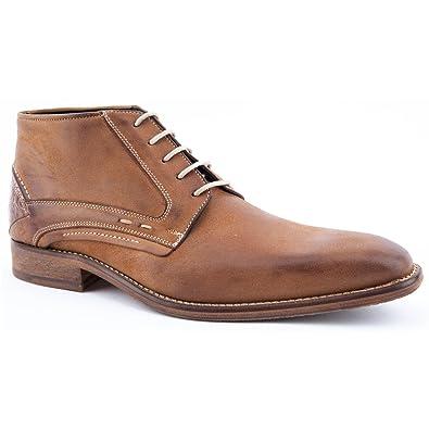 Jones Bootmaker Chaussures Darling pour homme Marron clair Marron Marron Marron 0fb692