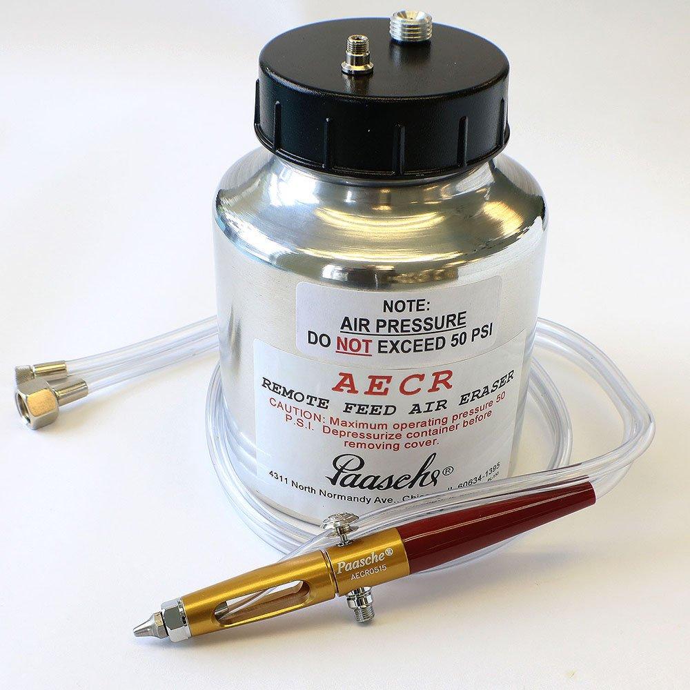 Paasche AECR Remote Air Eraser Etching Tool Paasche Airbrush Co