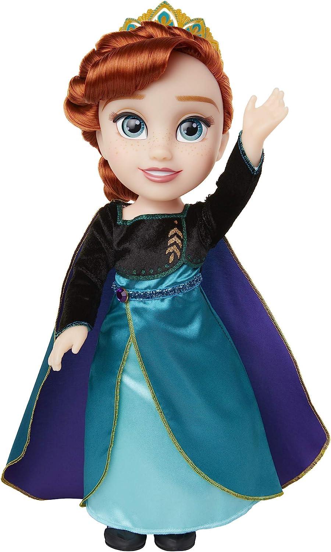 Elsa and snow Disney Ana Queen Hand Puppet