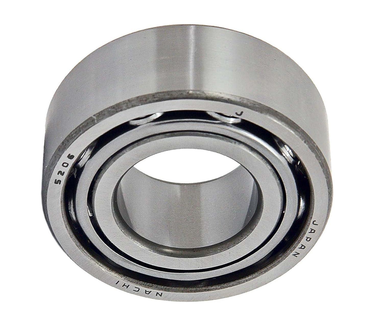 5206-2NS NACHI Japan double row angular 5206-2RS ball bearings 5206RS