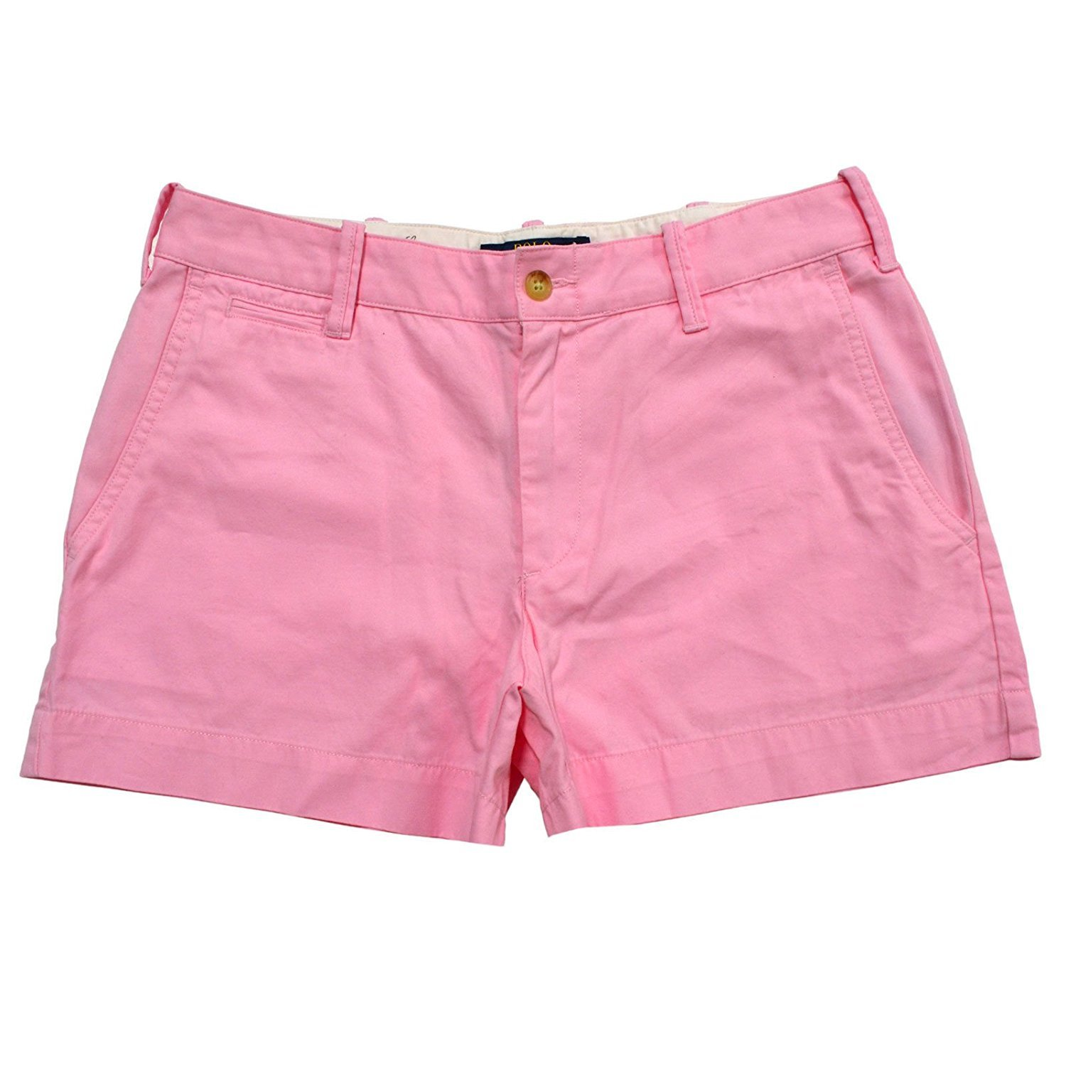 4576bd6b6 Top7: Polo Ralph Lauren Womens 3.5in Shorts (10, Pink)