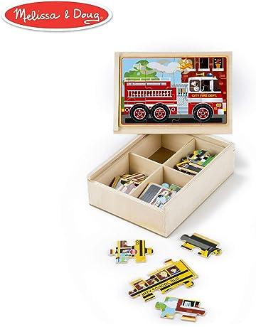 Amazon com: Jigsaw Puzzles: Toys & Games