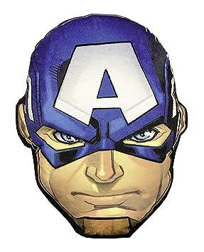 Close Up Cojín Decorativo con Luz LED Marvel - Captain ...