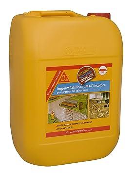 sikargard protection sol mat impermabilisant effet mat pour sols pavs dalles pierres