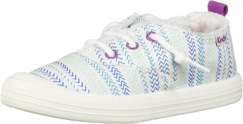 Keds Girls' Breaker Sneaker, Turquoise
