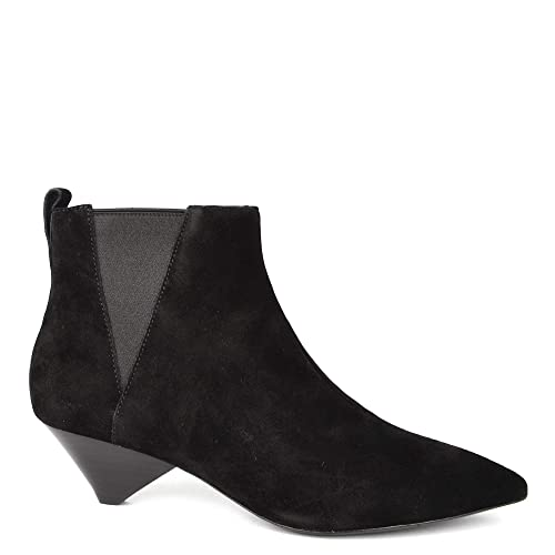 f30c2ef53 Ash Cosmos Ankle Boots Black Suede  Amazon.co.uk  Shoes   Bags
