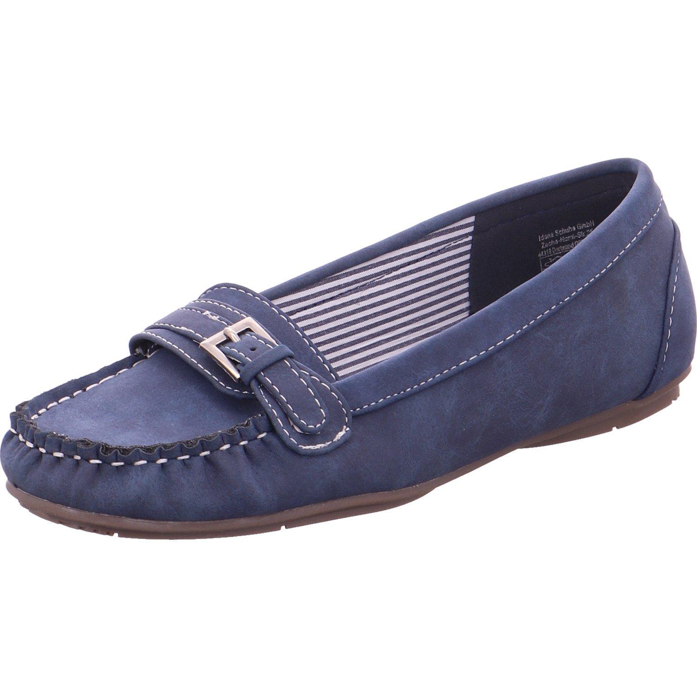 Jane Klain Navy Blau2018 Letztes Modell  Mode Schuhe Billig Online-Verkauf
