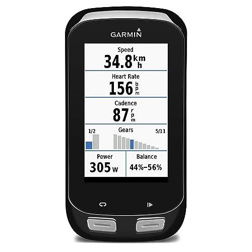 Garmin Edge 1000 GPS Bike Computer - Black