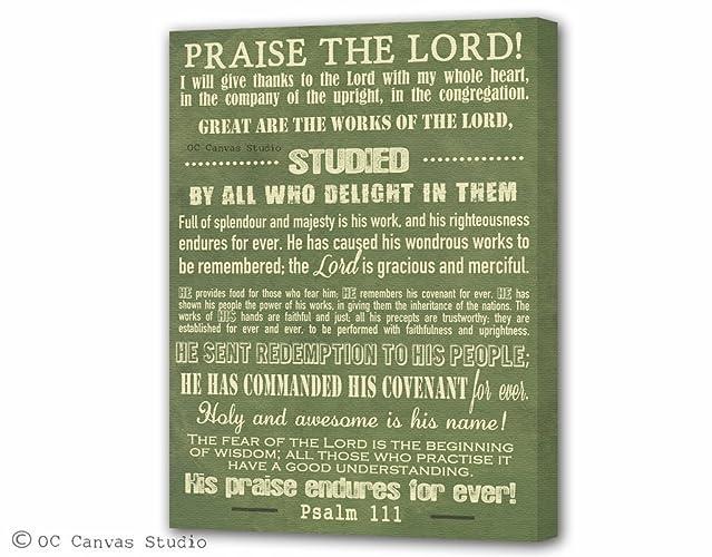 amazon com canvas print gift custom lyrics canvas bible verse