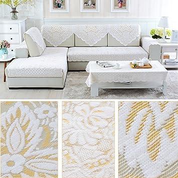 Yazi mariposa patrón toalla de sofá mesa de jardín de color blanco acolchado de la madre día regalo 90 X 200 cm: Amazon.es: Hogar