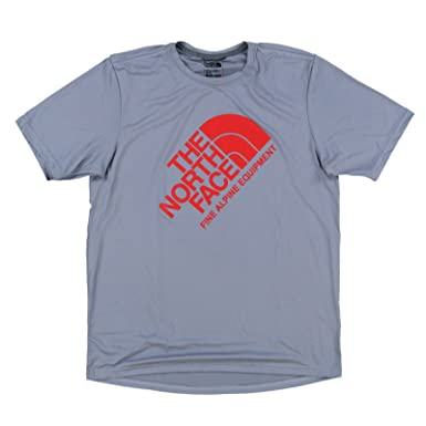 99ebbf0311387 Amazon.com  The North Face Mens Reaxion Performance T-Shirt  Clothing
