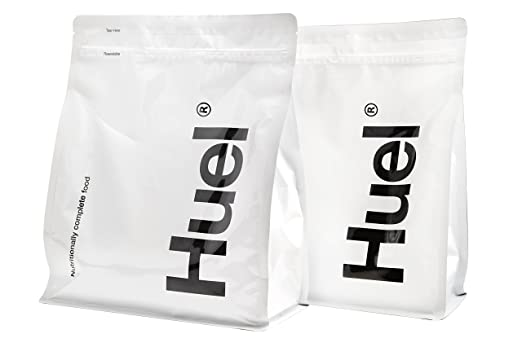 13dbf44784d Huel Nutritionally Complete Food Powder - v2.2 Original Vanilla Flavour  100% Vegan Powdered