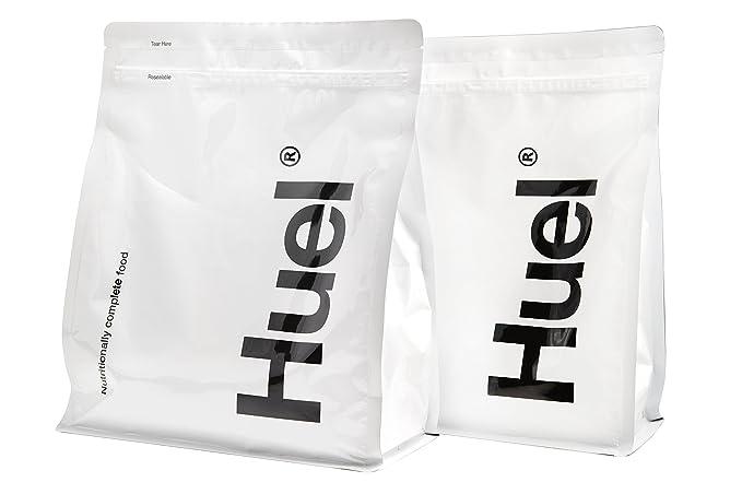 Huel Comida en Polvo Nutricionalmente Completa - Comida en Polvo 100% Vegana (3,