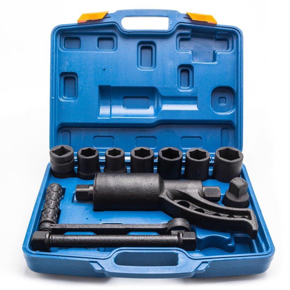 NEW HD Torque Multiplier Wrench Lug Nut Lugnuts Remover Labor Saving 8 cr-v socket