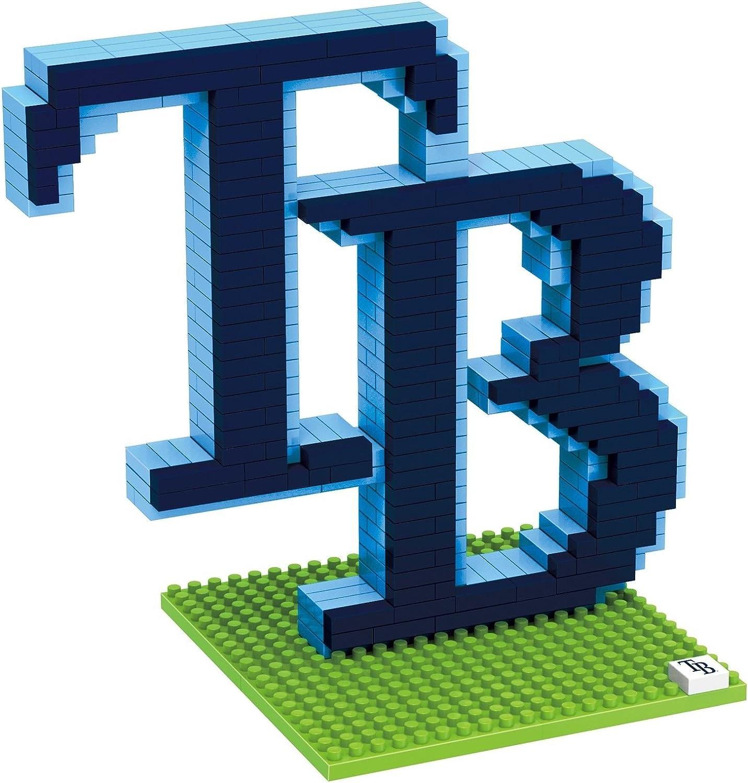 FOCO MLB Unisex-Adult 3D Brxlz - Logo