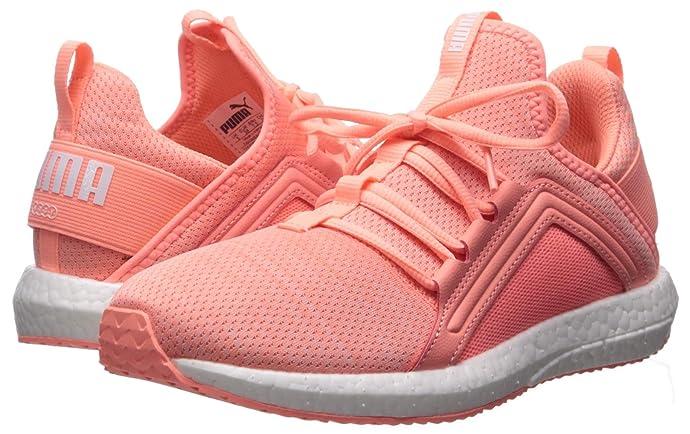 PUMA 彪马 Mega NRGY 女式跑步鞋 36码3.4折$25.48 海淘转运到手约¥265 中亚Prime会员凑单免运费直邮到手约¥211