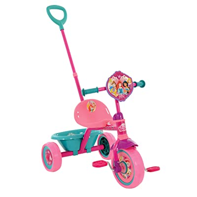 Disney Princess M14663-01 Tricycle, Purple: Toys & Games