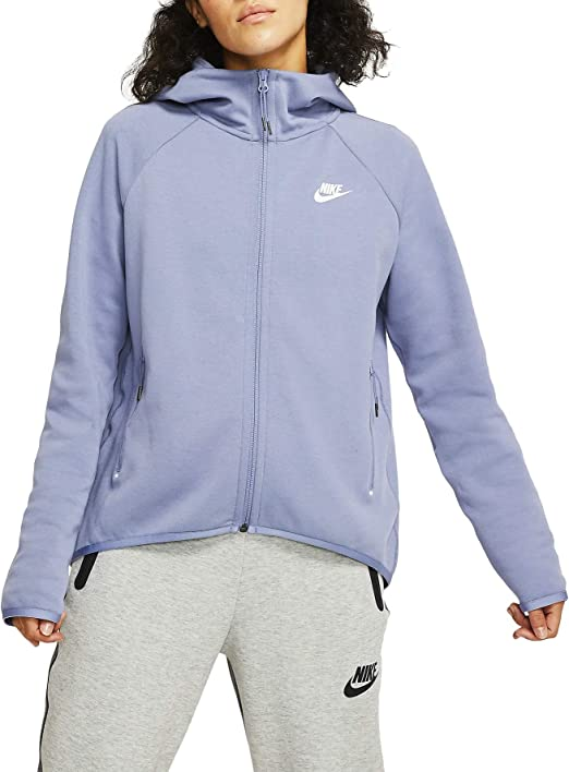 Shop Nike Womens Hoodie Fleece Knit Cape Hoodie XS Free