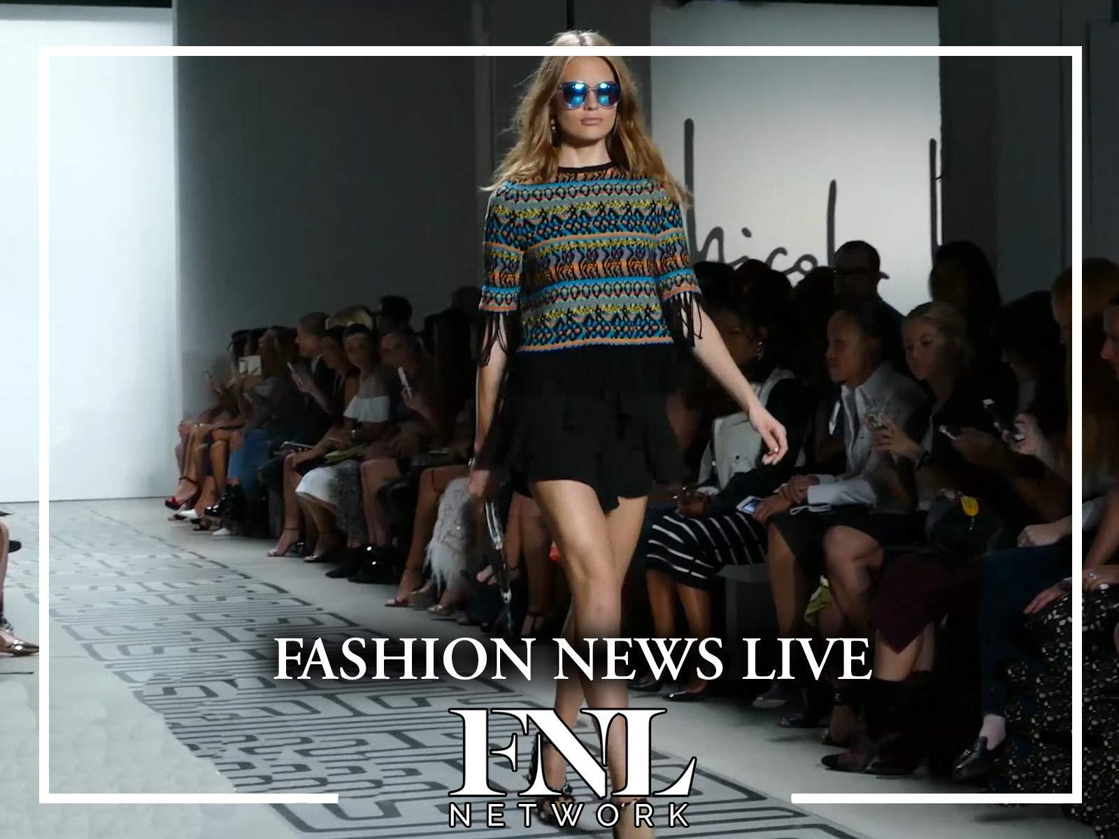 Watch Fashion News Live Prime Video