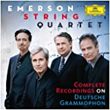 Emerson String Quartet: Complete Recordings on Deutsche Grammophon (Coffret 52CD)