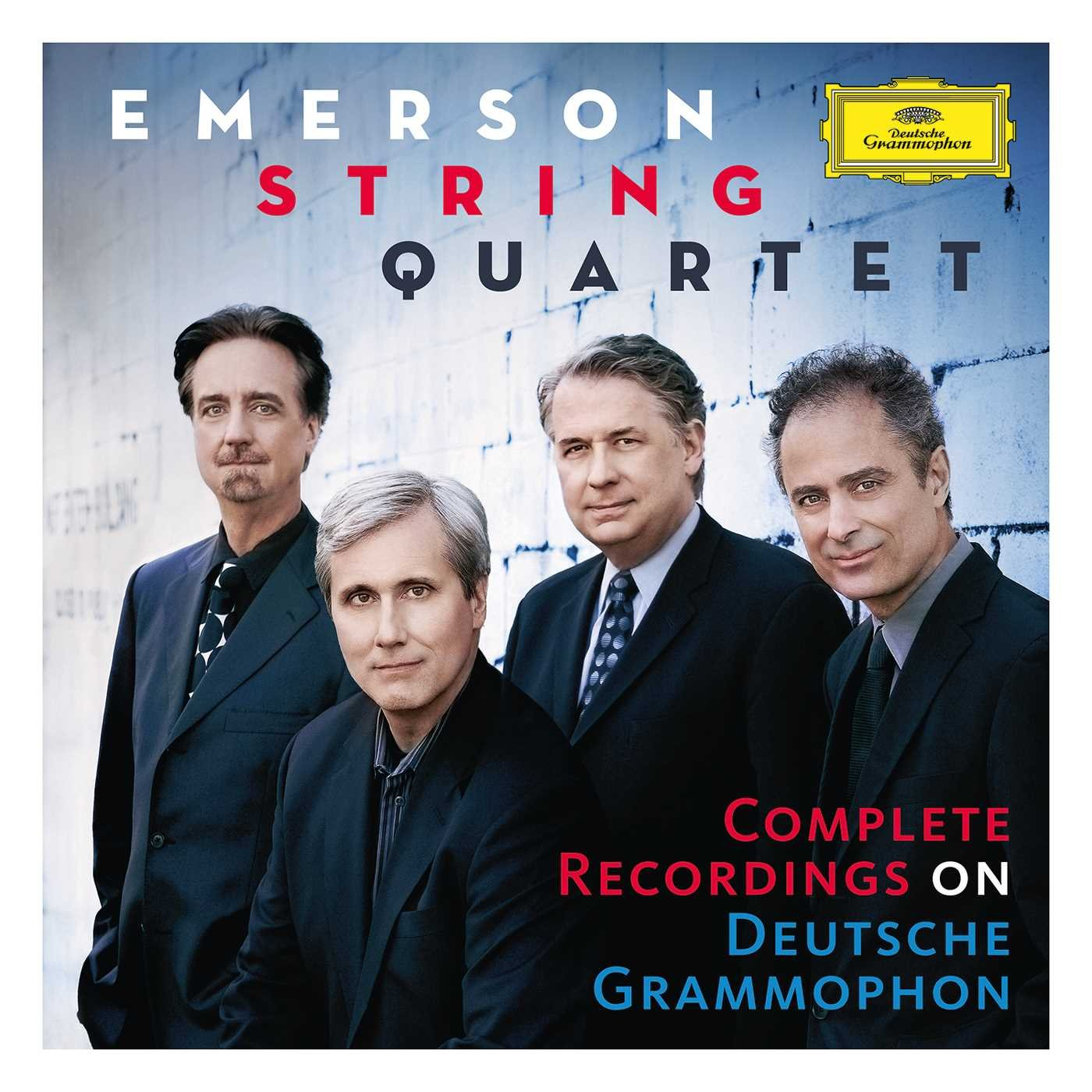Emerson String Quartet - Complete Recordings On Deutsche Grammophon [52 CD][Box Set]