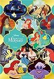 99ピース ジグソーパズル リトル・マーメイド ドリーム・シーンズ 【プチライト】(10x14.7cm)