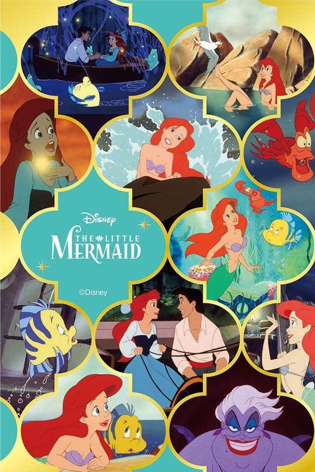 ディズニー リトル・マーメイド iPhone(640×960)壁紙 画像70814 スマポ