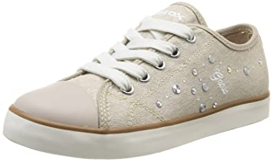 Geox Ciak GK, Mädchen High Top Sneaker