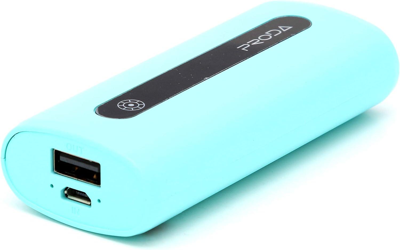 REMAX PPL-15 Proda E5 batería Externa Azul 5000 mAh: Amazon.es: Electrónica